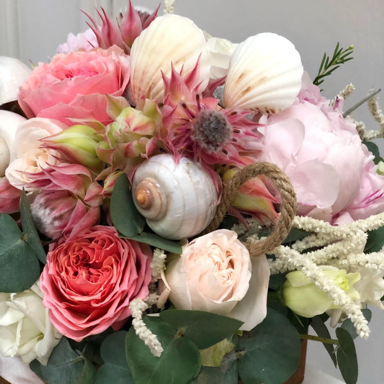 Цветы в ящике, №1309