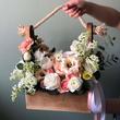 Цветы в ящике №0228