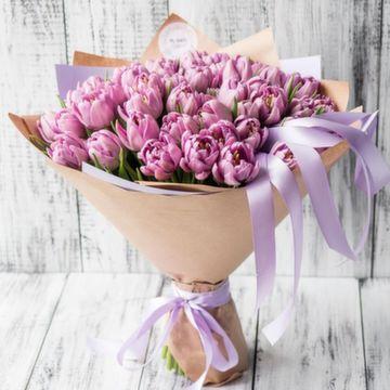 Тюльпаны пионовидные Дабл Прайс №0914