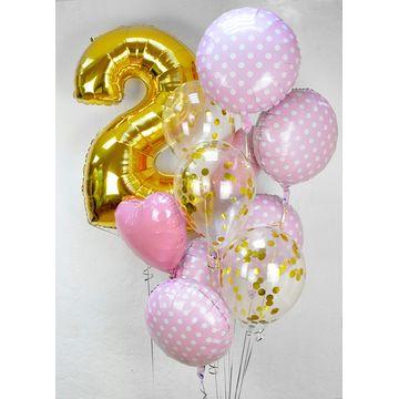 Набор воздушных шаров №3310