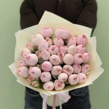 Букет из роз Мэнсфилд Парк №0965