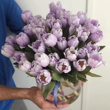 Букет тюльпанов №0980