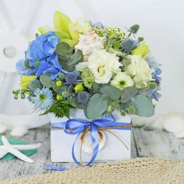Цветы в ящике, №1307