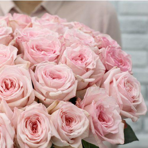 Букет из роз Пинк Охара №0948