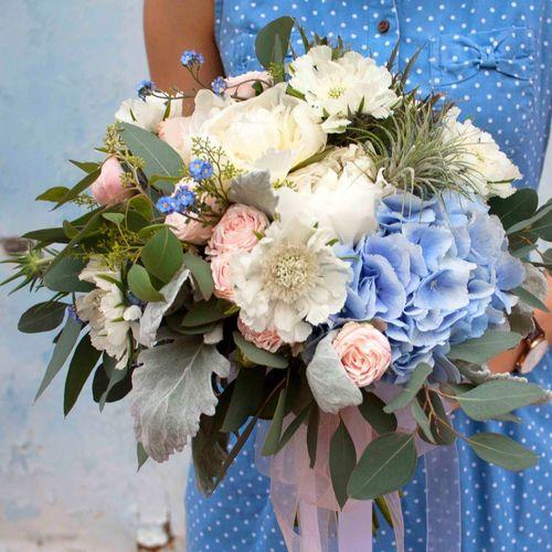 Букет невесты, №7002