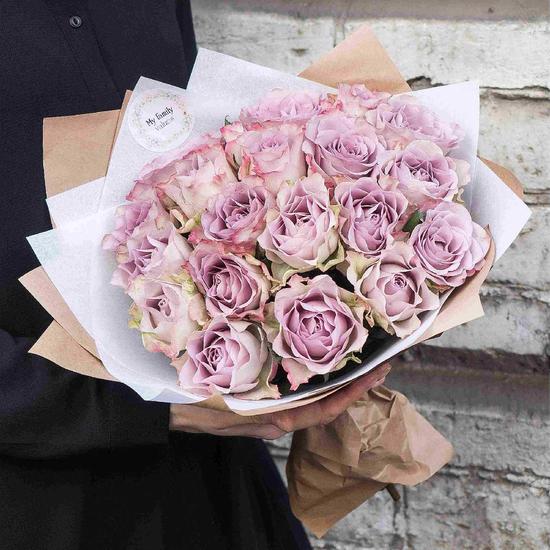 Розы Мемори Лейн №0913