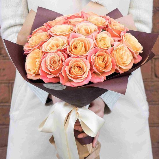 Розы Мисс Пигги №0918