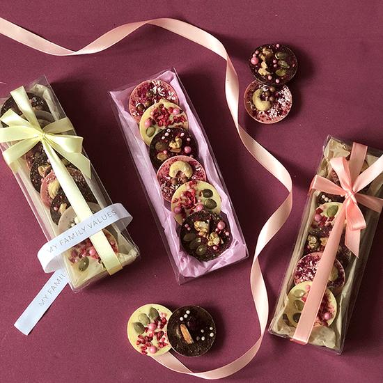 Медианты из бельгийского шоколада №0584