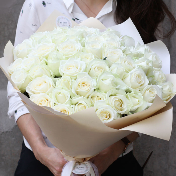 Розы Аваланш №0932