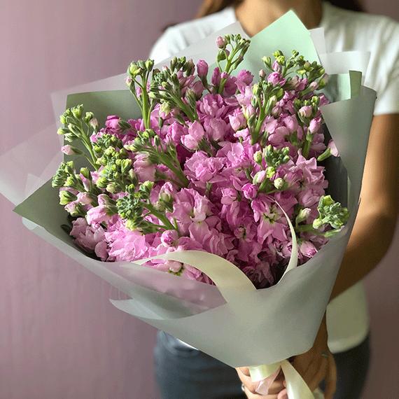 Маттиола розовая №0540