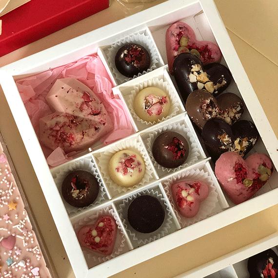 Набор шоколадных конфет №0123